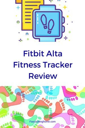 read myFitbit Alta Fitness Tracker Review