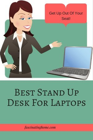 Best Stand Up Desk For Laptops