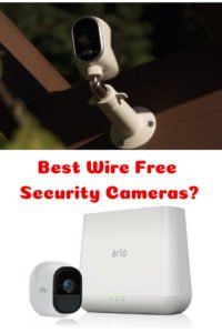 Best WIre Free Security Cameras