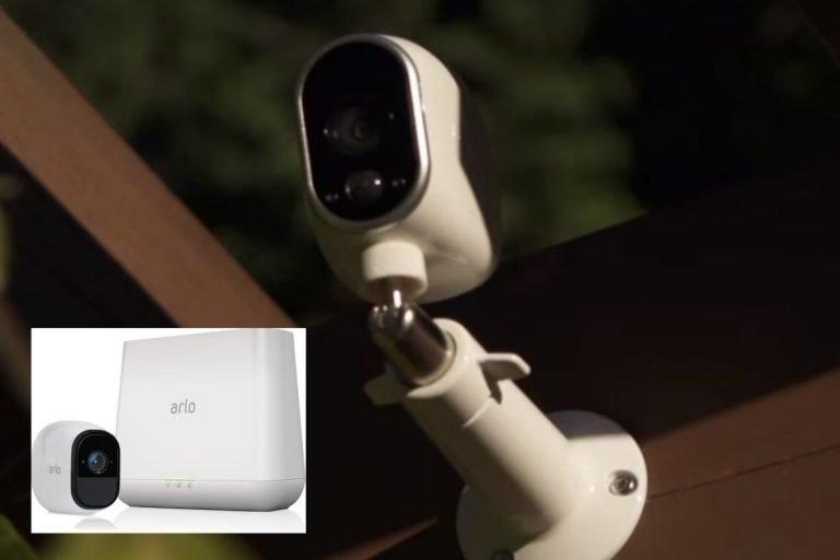 Netgear Arlo Pro – Best Wire Free Security Cameras?