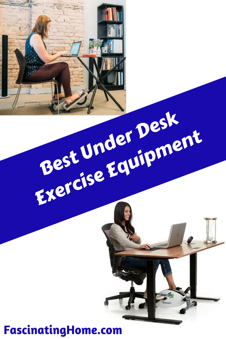 Best Under Desk Exercise Equipment Bike Or Elliptical