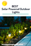 best solar powered outdoor lights