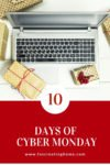 10 Days Of Cyber Monday