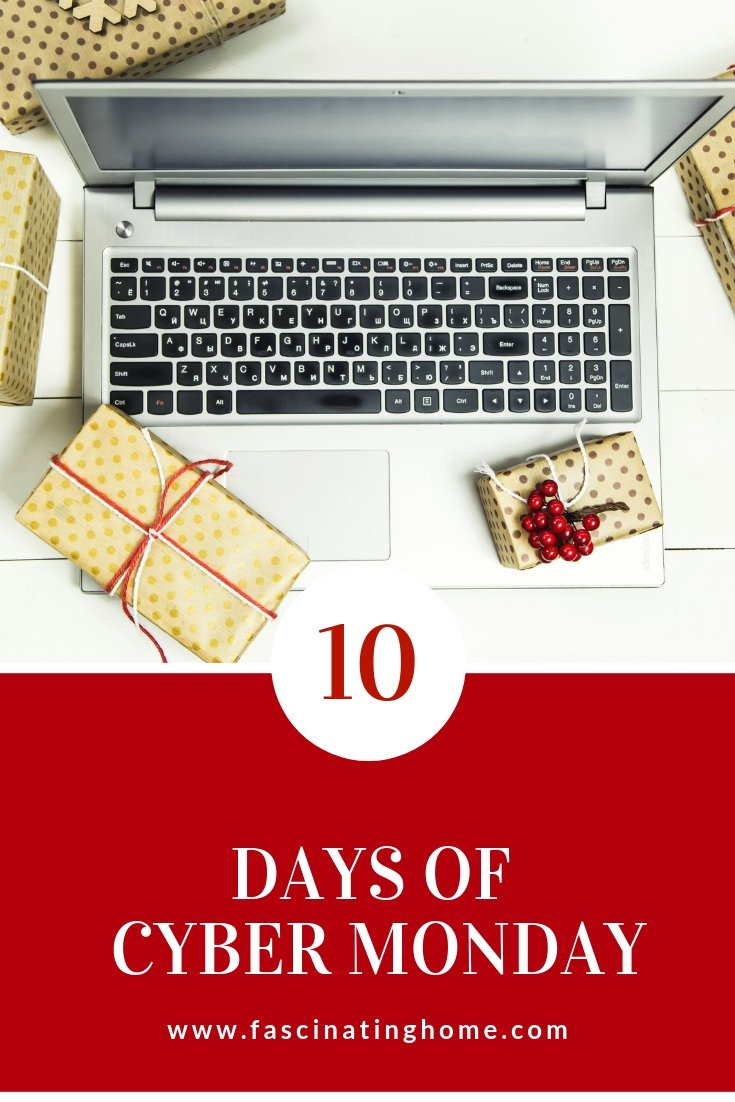 Cyber Monday 2018 – For Serious Shopping Online