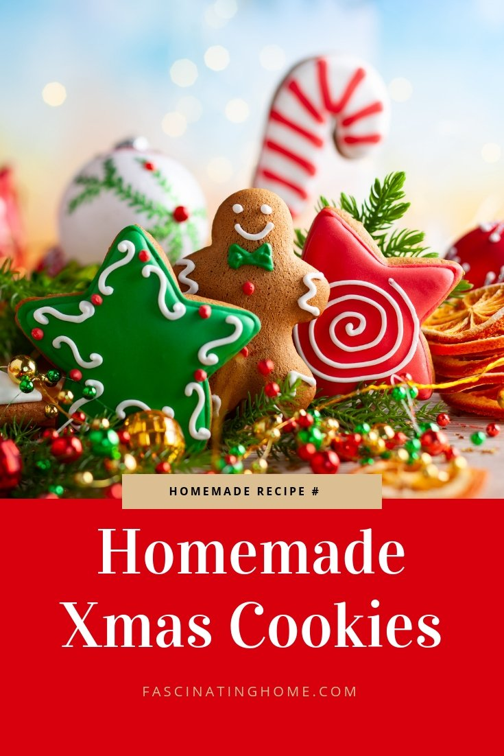 How To Make Amazing Christmas Cookies