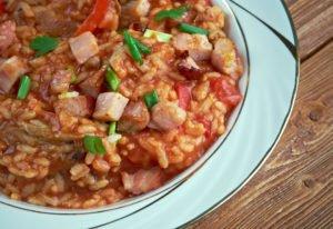 Charleston Savannah Red Rice