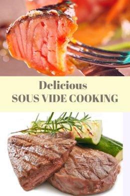 Delicious Sous Vide Cooking
