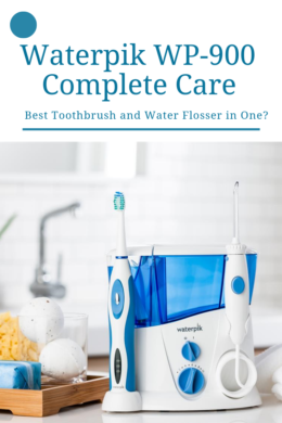 best toothbrush and water flosser in one