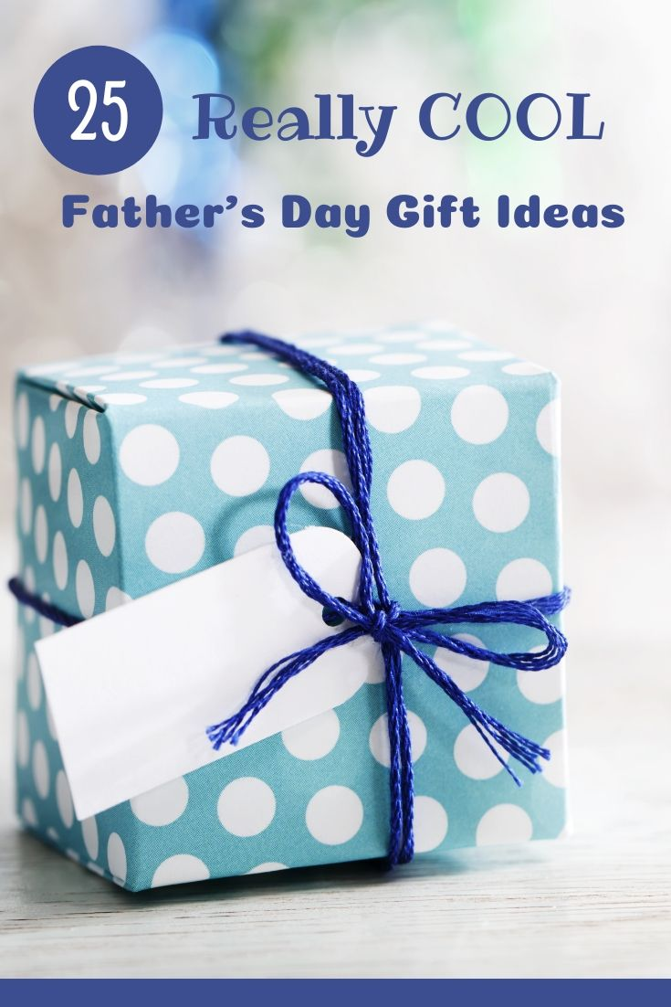 25 Really Cool Father's Day Gift Ideas for All Dads & Budgets