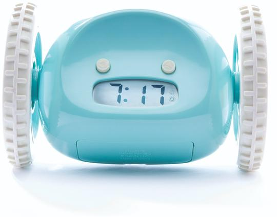 Clocky (Clockie) best alarm clock to get you out of bed
