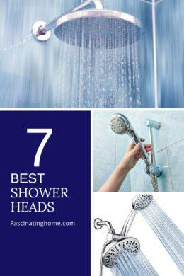 7 best shower heads