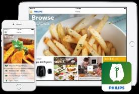 philips airfryer app