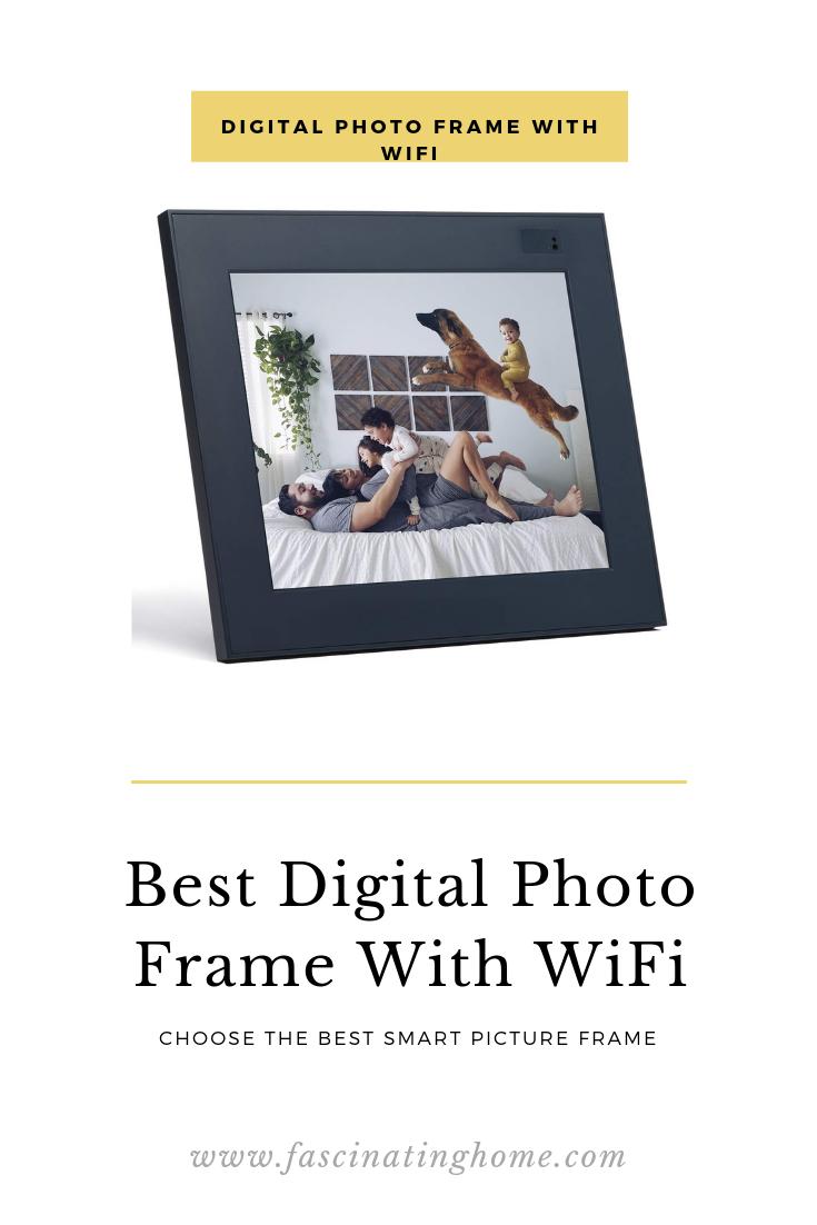 Best Digital Photo Frame With WiFi – Is It Aura?