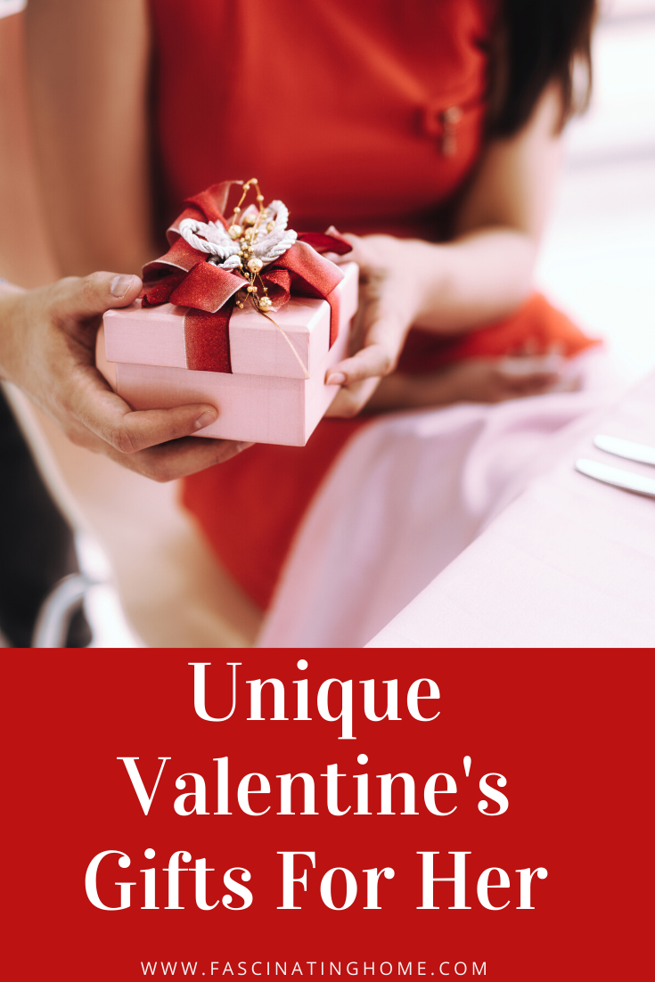 Unique Valentine's Gift Ideas For Her (2020)