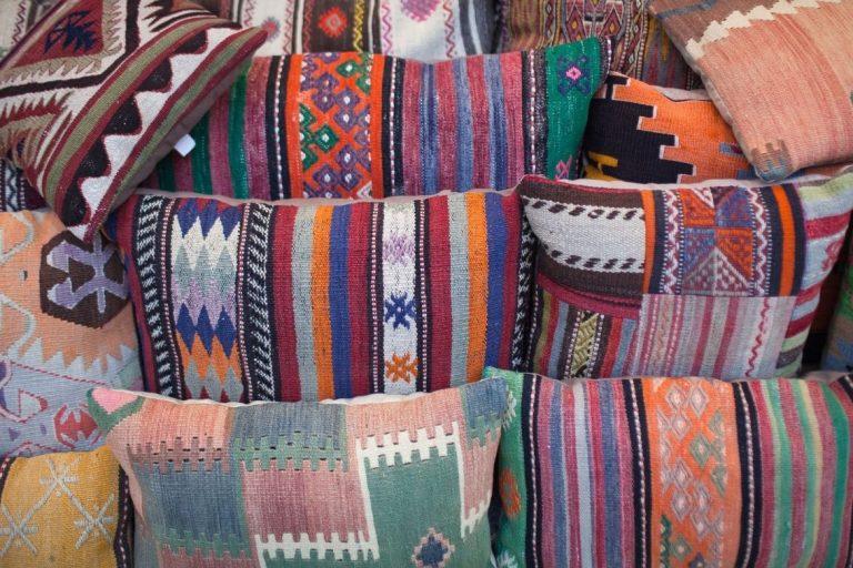 Investing In Decorative Kilim Lumbar Pillows