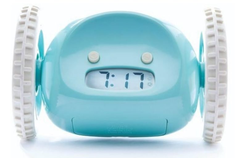 Best Alarm Clock To Get You Out Of Bed – Literally