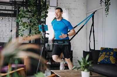 MoonRun Cardio Trainer
