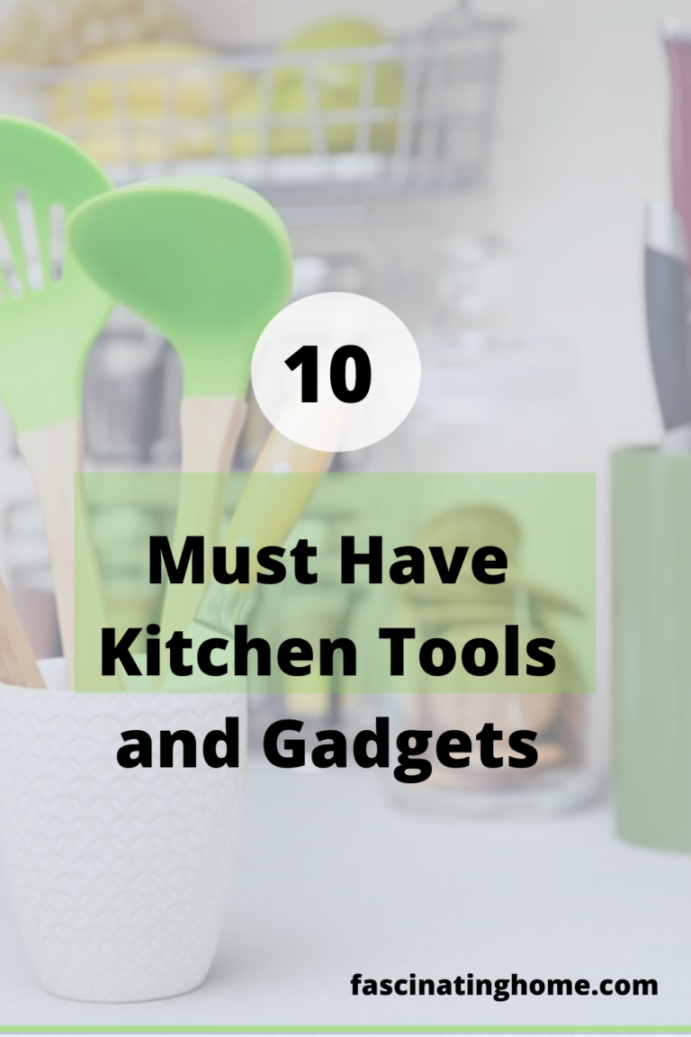 The 10 Can't Live Without Kitchen Tools and Gadgets