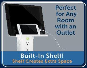 socket shelf review