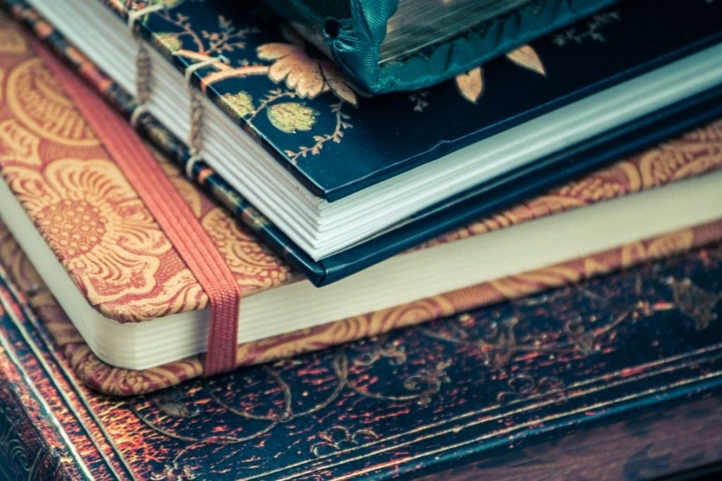 journals to organize your home office